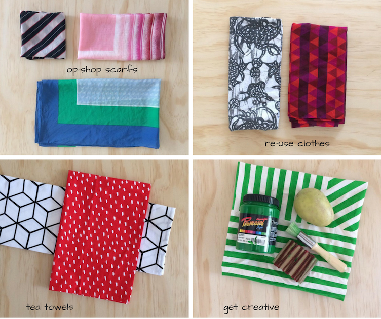Upcycle with Furoshiki: the Japanese art of fabric wrapping