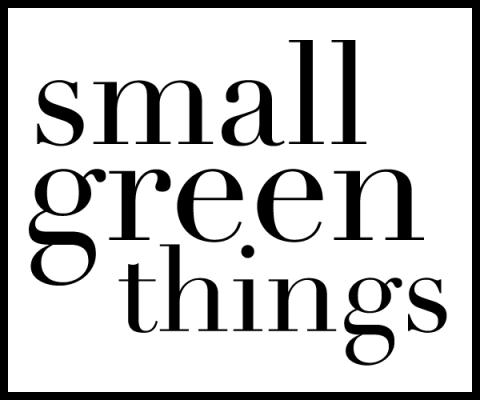 Small Green THings